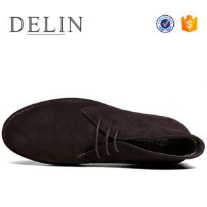 Diseñador de moda las botas del desierto para hombres