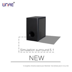 Wnre Altavoces Altavoces de sonido multimedia Box