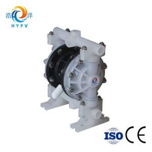 Hypv15 1/2  Pompe Aodd plastique résistant aux produits chimiques