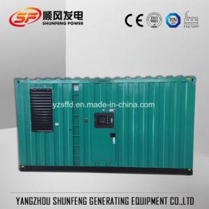 Conteneur 1375kVA insonorisées silencieux MTU Groupe électrogène diesel de puissance électrique