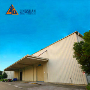 ISOの鉄骨構造の多階の研修会(L-S-010)