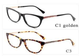2018 de hete Frames van Eyewear van het Frame van de Oogglazen van de Vrouwen van het Oog van de Kat van de Vrouwen van de Verkoop Optische