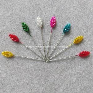ステンレス鋼の丸型の真珠ヘッドDressmakingまっすぐな縫うPin