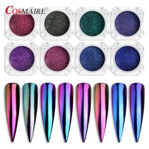 Changement de couleur en acrylique Nail Art optique variable Chameleon pigment de la poudre d'ongles