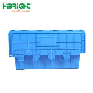 Caixa de armazenamento de plástico Caixa sacola de distribuição
