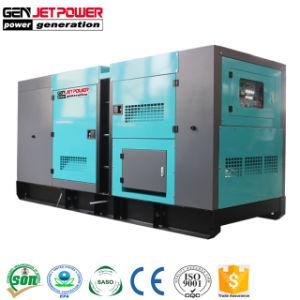 50kVA 100kVA 150kVA 200kVA leiser Dieseldiesel-Generator des generator-50Hz 380V
