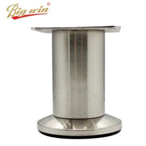 La vente directe en acier inoxydable jambes Canapé-lit accessoires de table Table amovible jambes