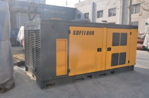 CNGの天燃ガスのための二段式圧縮ねじ空気圧縮機