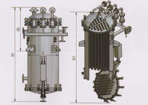 Filtro da Microhole di precisione