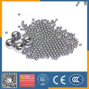 Bola de acero de carbón/bola del acerocromo/bola inoxidable/rodamiento de bolas para el rodamiento del anillo de la matanza