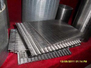 Сварных металлических Mes - Провод клина панели