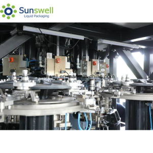 Água Mineral Sunswell 3-em-1 Blowing-Filling-Capping Combiblock