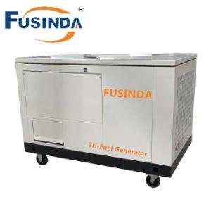 Potere di Fusinda dal generatore del Fusinda Soundproof Standy