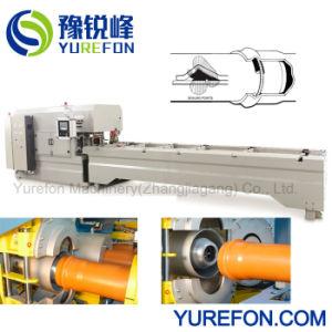 tubería de PVC Belling automático de toma de las máquinas con Thermoregulated horno doble calefacción por rayos infrarrojos