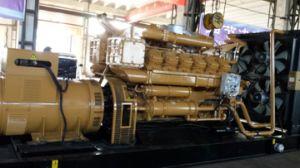 Grande puissance avec le silence de la canopée la preuve de son groupe électrogène diesel