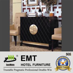 Mobilier d'hôtel luxueux Console avec fauteuil (EMT-CA10)