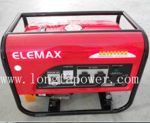 Elemax Sh39001exe Electric Gasoline Generator con CE Soncap