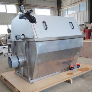 Filtro a tamburo con il serbatoio dell'acciaio inossidabile (HXGLXS802H)