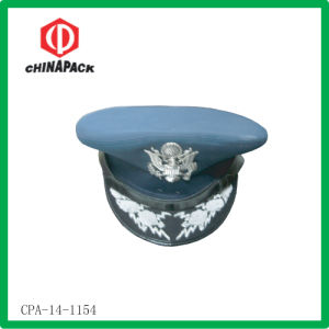 Combination Embroidered Cap (CPA-14-1154)