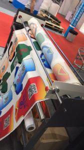 Реклама зонтик/ Ruidi1920 Двойной головки Sccd лазерная резка машины/зеркальная фотокамера автоматически питания расположение/спортивной одежды/БАННЕР БУКСИРОВКА/флаг режущей машины