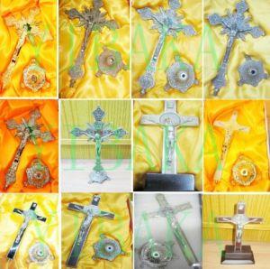 Crucifixo religiosa do Rosário, o Crucifixo (rs82002)