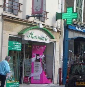 Круа де Pharmacie диод LED