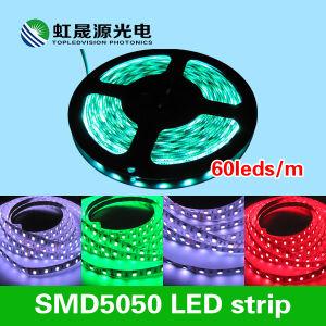 Un'alta striscia luminosa 60LEDs/M 14.4W dei 5050 LED impermeabilizza IP65/IP68