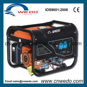 Wd3500単一シリンダーが付いている電気ガソリン発電機