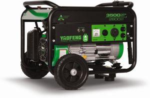 EPAの携帯用LPGの発電機2250ワットの、キャブレター、セリウム、Soncapの証明書(YFG3500L)