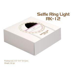 Светодиод всеобщей окружности кольцевой индикатор Selfie для мобильных сотовых телефонов