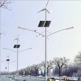 LED Street Light (SP-WSR002)のための風及びSolar Power Generator
