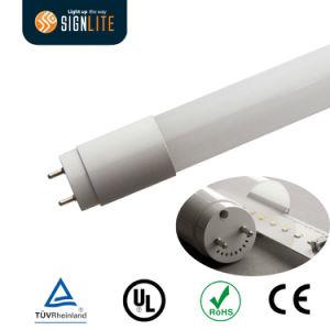 tubo approvato dell'apparecchio d'illuminazione 9W 130lm/W LED T8 del soffitto T8 di 0.6m TUV con il driver interno