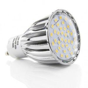 Chegada nova GU10 36 lâmpada 6.5W 120deg do bulbo do projector do diodo emissor de luz de 2835 SMD