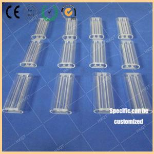 水晶ガラスの電極の管レーザーの排出管