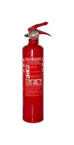 500 g de Pó Base do extintor de incêndio do tipo anel