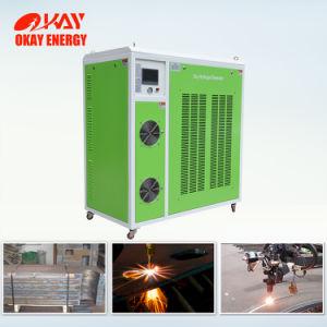 Gerador de gás Hho Waterfuel máquina de corte