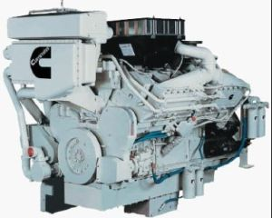 エンジンのCummins真新しい海洋の主要なKta38-M1000のディーゼル機関