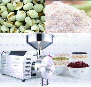 Graines de Cumin sel poivre moulin à café de grains de la machine de meulage
