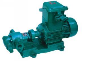 Motore protetto contro le esplosioni della pompa a ingranaggi di trasferimento dell'olio (KCB)