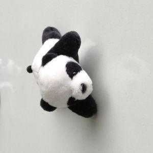 Panda de juguetes de peluche juguete de peluche de imanes de nevera personalizados