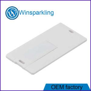 Пластиковую кредитную карту USB Memory Stick™ 16 ГБ цветной печати