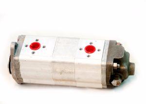 Bomba de engranaje hidráulica Bomba de engranajes doble Hgp11A de la bomba de la serie