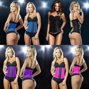 Venta caliente en la cintura Cincher Corset sexy mujer Plus Size etiqueta privada de formadores formador de la cintura