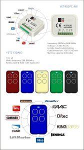 Migliore portello scorrevole di telecomando di prezzi per potere senza fili di telecomando