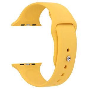 シリコーンのAppleの時計バンドおよび置換のIwatchバンド