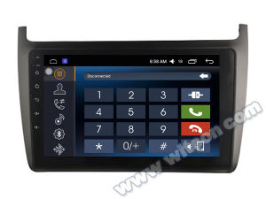 WITSON 9 на большой экран Android 6.0 DVD для автомобилей Volkswagen Polo 2012