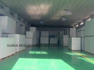 4'x8' feuille PVC Forex Sintra haute densité de la Mousse en PVC blanc Conseil
