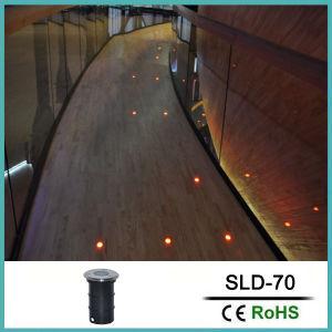 11.5W IP65円形LED Ingroundのライト