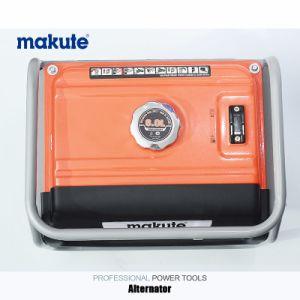 Makute leises Benzin-bewegliches Dieselgenerator-Set