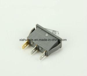 ロッカースイッチを離れてで照らされるKcd-106-2 3 Pin